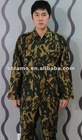 50% polyster 50% cotton bdu military camouflage clothing
