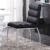CY931 modern metal dining chair