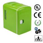 printing 12v/24v car mini fridge 4L cooler and warmer