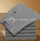 high quality trousers fabric