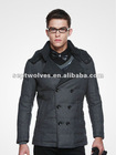 2012 Winter New Style Men's Down Fur Overcoat