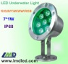 7W High power LED In Water Light
