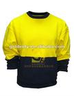Round Neck Reflective safety sweater