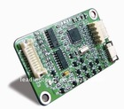 Dual RS232 and USB 5 Wire Resistive Touch Controller