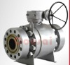 API 6A 7 1-16 inch 10000 PSI Ball Valve