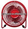 6inch size dc Mini Electric Hand Fan 360degree rotate