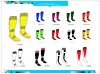 new style customized design sports socks, football socks