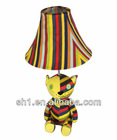 2012 Hot Sale Fabric Table Lamp L2-002-6