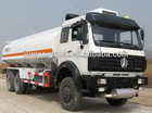 North Benz 8*4 fuel transportation truck