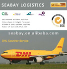 Cheap dhl international shipping rates from China to US