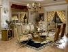 Luxury classical wooden dining room furniture set,MQO:1SET(B66007)