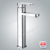 Brass Square Long Basin Faucet