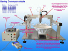 Automatic table SMT gluing rotary machine