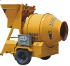 low noise JZM350 mini concrete mixer
