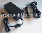 100W AC/DC Universal Laptop Adapter with USB(YTT-100WA)