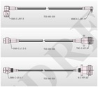 RF Coaxial Cable Assembly/Jumper Cables/Cable Assembles