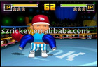 Family Sport Interactive Wireless Portable Game Player / Portable Player / Portable Game
