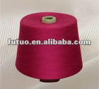 regenarated polyester spun yarn