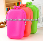 Harmless Sweet Candy Silicone rubber Coin Purse, Silicon Pouch / Zipper Wallet For Men / Women