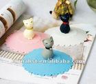 2012 Fashion Silicone Cup Mug Bowl Cover Lid