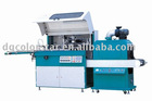 automatic screen printing machine with UV curing system