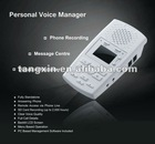 PBX stand-alone 1-line/channel telephone call recorder