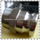 stainless steel quick couplings--type F