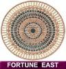 Decoration Circle Style Interior Marble Mosaics
