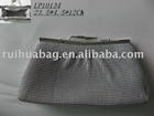 fashion ladies' evening metal mesh bag
