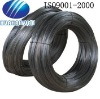 big coil black iron wire