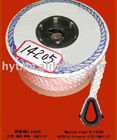 3 strands Anchoring rope with a hook