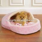 Slipper shaped dog bedding, soft pet bedding
