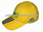 2012 Hot Sale Baseball Cap with 3D embroidery logo