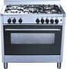 upright cooker,cooking range,range cooker