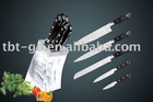 5 Pc Kitchen knife set
