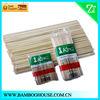 bamboo skewer in PE bag