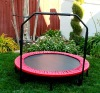 BFT-01/Round trampoline with enclosure
