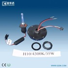 100% factory integrated HID with 5000-hours life H11 model