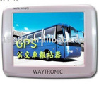 GPS Bus stop automatic announcer, GPS device,GPS announcer