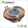 3W Alumiunm LED ceiling light