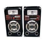 ktv mini stage speaker with USB,SD,FM,Remote Control,