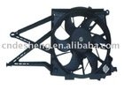 electric radiator fan for opel astra