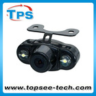 Hot super nightvision car reversing camera with two IR lens
