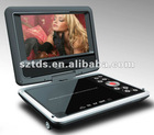 7 inch Portable DVD Player with High Speed DVB-T