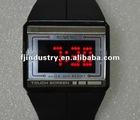 Waterproof Flash LED touch screen sport watch