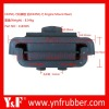 Excavator engine support parts for EX450, Excavator rubber cushion 4183995 4246497