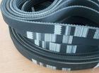 rubber banded v-belts