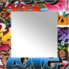 Graffiti Printing Mirror