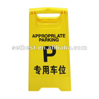 Plastic Floor Sign, caustion boards
