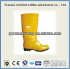 2012 most fashionable PVC rain shoe
